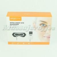 Массажер для глаз (массажные очки) PG-2404C2 (вибрация, давление, нагрев, LED-дисплей)