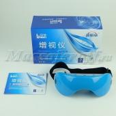 Массажер для глаз (массажные очки) SYK-021 (с функцией коррекции зрения)