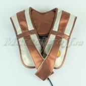Массажер для спины, плеч  и шеи (массажная накидка) SYK-319C